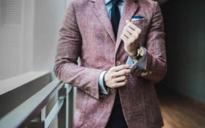 Kiedy warto ubrać garnitur?